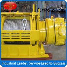 Air Operate Lifting Winch for Oil Field