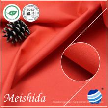 100% algodão sólido sólido 60 * 60/90 * 88 preço de atacado do tecido de vestuário