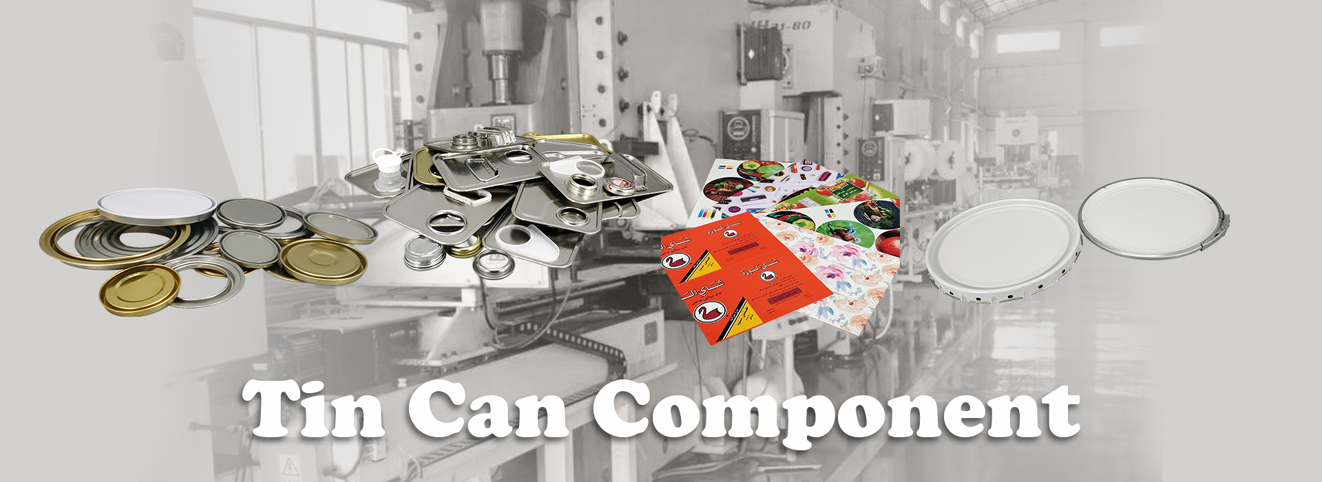 Tin Can Component
