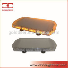 Mini LED Lightbar telhado levou luz Bar Amber