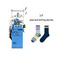 3.5 elektronisches Haus, das 6f computerisierte BaumwollZehensockenstricken verwendet, die automatischen Preis der Sockenmaschine bilden