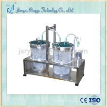 Dispositivo de drenaje quirúrgico médico de succión