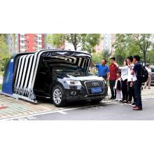 Solar Power Folable Automatic Car Garage