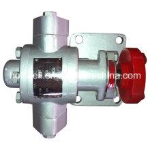 Pompe à engrenages en acier inoxydable approuvée par CE KCB33.3