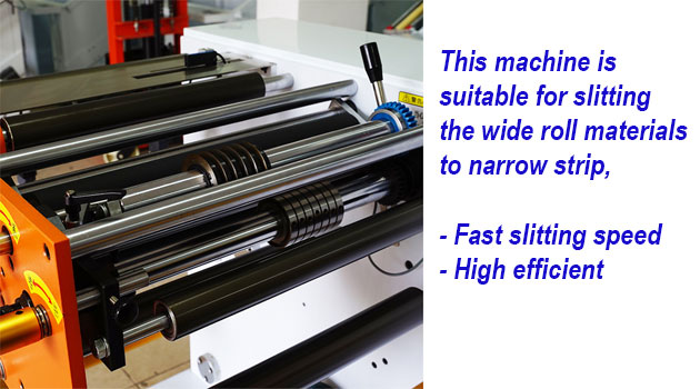 Flying Man Brand High Speed Slitting Rewinding Machine Detail 1