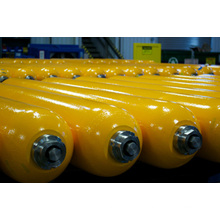 Producción de acumulador hidráulico de alta calidad.