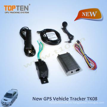 Mini vehículo GPS dispositivo de seguimiento con micrófono (wl)