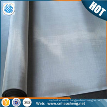 Acid alkali resisting pure nickel wire mesh cloth for screening of gas liquid filtration