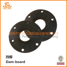 Baffle / Dam-board dla Mud Pump Parts