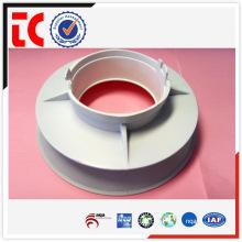 Meilleures ventes de produits chinois chauds conduit lampe boîtier vide / demi-ronde lampe / aluminium moulage sous pression boîtier led