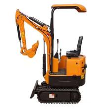 Mini excavatrice bon marché petite machine à creuser de 2 tonnes