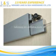 LS-HW-004 electrophoresis aluminum profiles for sliding door