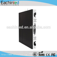 Die-cast small pixel pitch led screens / led video panel p3.91mm