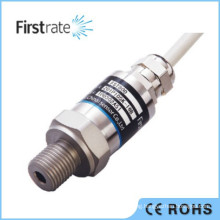 FST800-201 CE approved gauge pressure and sealed pressure Industrial Pressure Sensors supplier