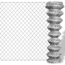 High Quality 50mm Diamond Hole Wire Fencing Mesh (WFM)