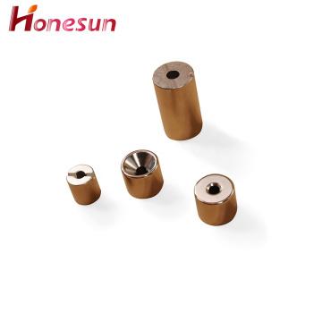 N35-N52 Customized Shape Neodymium Industrial Magnets