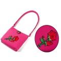 Fashion Women Messenger Bag Embroidery Women Handbag