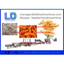Electric / Diesel Corn Flakes Making Machine for Frosted Kelloggs Bulk Oats Breakfast Cereal making