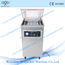 Machine de scellage à vide de boite de type stand
