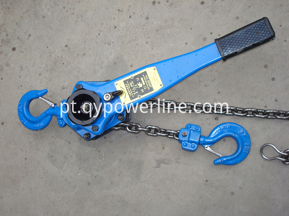 High Strength Manual Lever Hoist