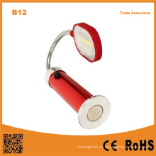 B12 Luces de trabajo al aire libre Metal Hose Reading Desk Lamp