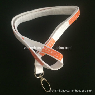 Tubular Lanyard Wih Custom Printing Logo for Promotional Gifts