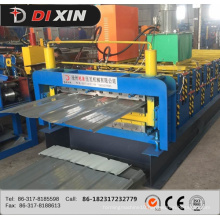Dx 840 Glazed and Trapezodial Roll Forming Machine