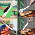 5 IN 1 Barbecue Multifunktions-Faltbares Grillwerkzeug