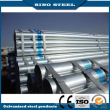 Factory Audit DIN Standard Galvanized Steel Pipes