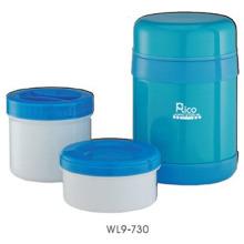 Edelstahl-Vakuum-Lunch-Box (WL9-730)