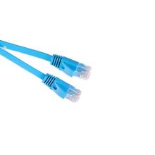 Cable de conexión plano de alta velocidad rj45 cat5e utp