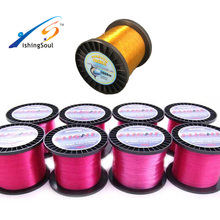 MLN105 oustanding clarity plastic spool saltwater fishing squid line