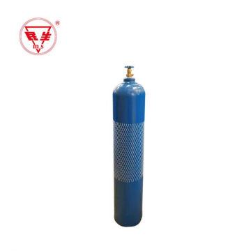 Seamless Stainless Steel Oxygen Nitrogen Argon Gas Cylinder