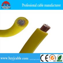 Cable de alambre AWG 14 de cable de un solo hilo de múltiples hilos con aislamiento de PVC, cable AWG 12 Thw