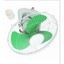 Fã de órbita 16′′ com lâminas metálicas órbita poderoso ventilador