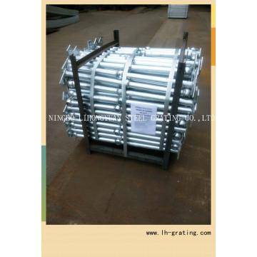 Stahl Pfosten mit Verzinkung Finish