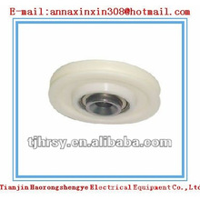 2013 New Plastic pulley wheel