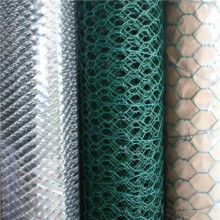 Galvanized Hexagonal Wire Mesh (Chicken Mesh)