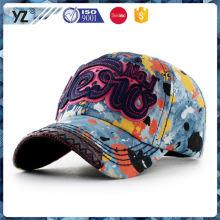 Factory supply custom design tactical baseball cap for wholesale