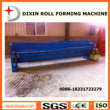 Máquina de corte hidráulica de folha de aço Dx