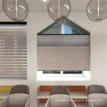 Cortinas de janela de poupança de energia automáticas inteligentes