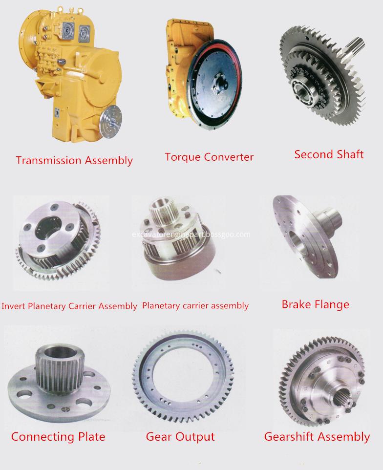 SDLG LG936 loader parts