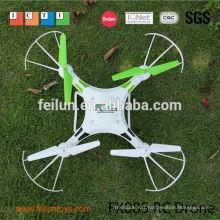 2014 nouvelle arrivée 2.4 G 4CH ABS 6 axes 3D magique parrot drone copter à vendre