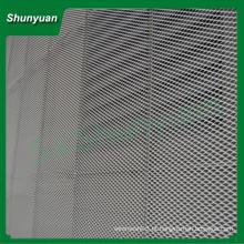 Mais novo esticado metal malha / diamante alumínio expandido metal malha máquina / indústria / decoração