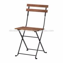 Cadre en acier inoxydable pour meubles extérieurs dans le jardin