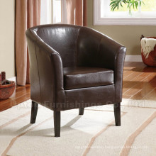 Comfortable Leather Uphlolsery Hotel Tub Chairs (SP-HC110)