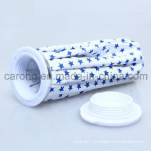Medizinische heiße kalte Therapie-wiederverwendbare Gewebekühler-Eis-Tasche