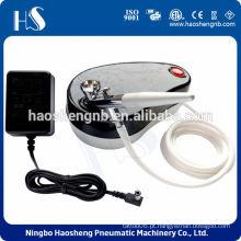 HSENG HS07AC-SK airbrush arte mini compressor de ar