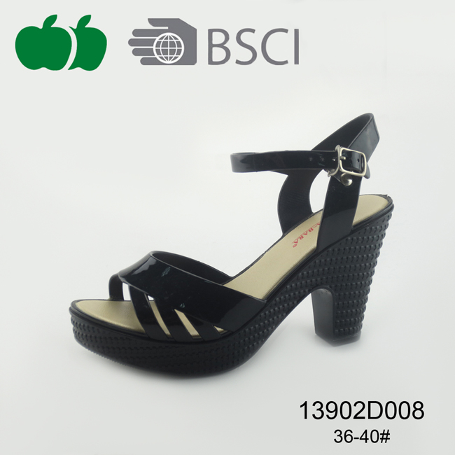fashion high heel sandal