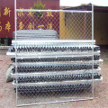clôture temporaire de maillon de chaîne à vendre